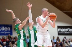 Kerry footballer Donaghy included in Ireland basketball squad