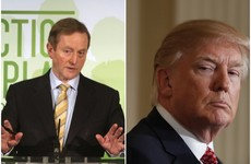 Poll: Should Enda Kenny make a public comment about the travel ban at his meeting with Trump?