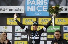 A first Irish stage win at Paris-Nice for 28 years as Sam Bennett delivers career-high performance