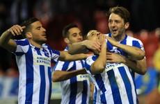 Championship title race is back on as Brighton close the gap on Rafa's Newcastle
