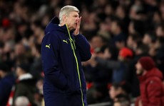 'This club is in great shape': Arsene Wenger stands firm in wake of fan protests and thumping loss
