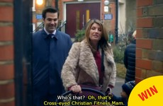There were so many good one-liners on last night's Catastrophe