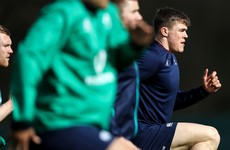 No changes for Ireland as Schmidt keeps faith in Ringrose at 13