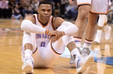 Russell Westbrook had the best night of his career last night - and still lost