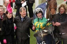 Nina Carberry prepares to watch Cheltenham from sidelines and gives her tips for next week's festival