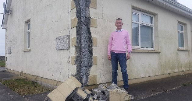 'Our home is crumbling into the ground': Family in Mayo forced to abandon house