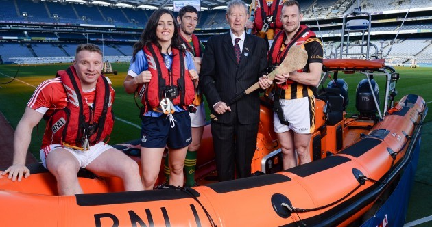 'We've seen first-hand the work of the RNLI' - GAA stars join forces with lifesavers