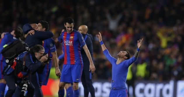 Neymar confirms his greatness and more talking points on a remarkable Champions League night
