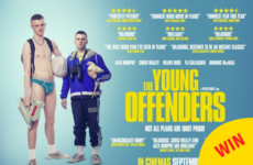 Brilliant Cork comedy The Young Offenders has just been added to Irish Netflix