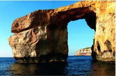 """Heartbreaking"": Malta's iconic Azure Window arch has collapsed after a storm"