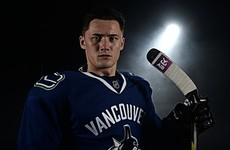 'When I saw how intense it was, it did scare me': Lee Chin's ice hockey experiment in Vancouver