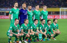 Ireland climb a place in latest Fifa world rankings