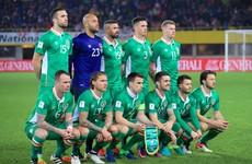 Ireland climb a place in latest Fifa world rankings