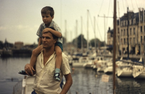 'What happens when your father, the founder and managing director of the company, dies?'