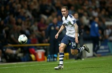 Aiden McGeady's superb Championship form has been recognised