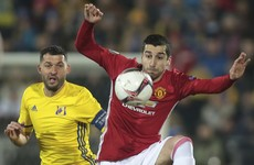 'I do not even want to speak about the pitch - it was awful': Mkhitaryan bemoans conditions