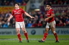 Munster confirm double injury blow for Keatley and Saili