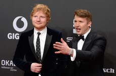 James Blunt revealed what really happened when Ed Sheeran was 'knighted' by Princess Beatrice