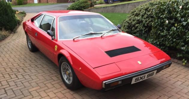 the ferrari 308 gt4 is an underappreciated design classic
