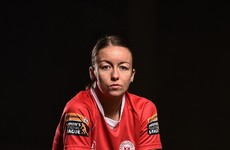 Shelbourne captain Pearl Slattery looks to the next chapter as new league season approaches