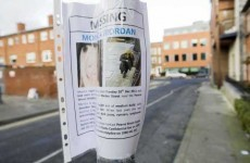Search for Monica Riordan underway in Dublin