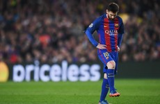 Messi was the worst and is nearing the end, says Domenech