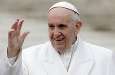 Pope Francis says he may consider allowing married men to become priests
