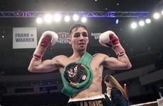 Unbeaten Jamie Conlan wins WBC International super-flyweight title with gutsy performance