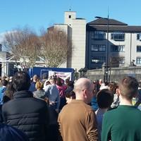 Over 1,000 people protest against Limerick incinerator plans
