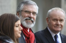 Sinn Féin is more popular than Fine Gael in the latest poll