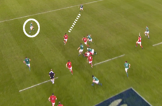 Analysis: The error that Joe Schmidt singled Paddy Jackson out for