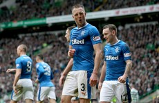 Late goal at Celtic Park ends winning run as Old Firm derby finishes all square