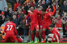 Can's the man as below-par Liverpool fight back to edge past Burnley