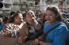Death toll after fire at Guatemalan children's shelter rises to 40