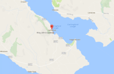 Two men injured after helicopter crashes in Louth garden