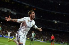 Ramos late show helps Real Madrid leapfrog Barcelona into top spot