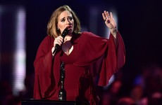 Adele has revealed she has a secret Twitter account that her management don't know about... it's the Dredge