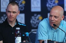 'Without Dave B, there is no Team Sky': Froome backs boss but admits mistakes
