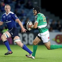 Irish out-half McKinley extends contract with Italian club Treviso