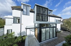 This bright Blackrock home was designed by award-winning architects