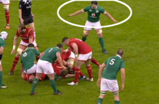 Analysis: Sean O'Brien tried Italy's 'tackle only' tactic with limited success