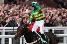 Henderson history as Buveur D'air storms home to claim Champion Hurdle