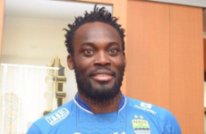 Your random transfer of the day: ex-Chelsea midfielder Essien moves to Indonesia