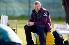 Groin issue makes Keith Earls a doubt for Ireland v England