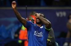 As it happened: Leicester City v Sevilla, Champions League, last-16 second leg