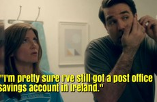 Last night's Catastrophe featured the most Irish financial solution ever
