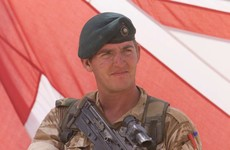 Marine convicted of murdering defenceless Taliban fighter has sentence reduced
