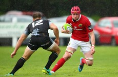 Munster's Foley named for Ireland U20 debut against imposing England
