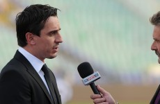 English rugby needs a guy like Gary Neville