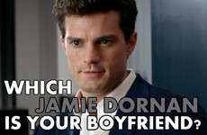 Which Jamie Dornan Is Your Boyfriend?